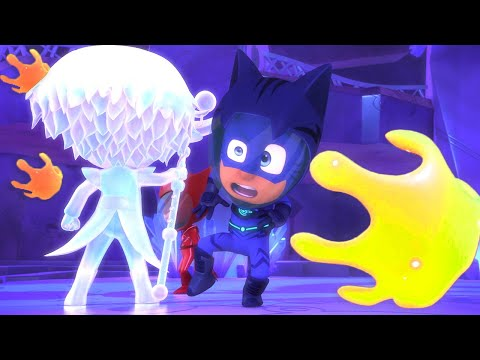 PJ Masks New Powers, Weirdest Power Moments and More! ⚡️ PJ Masks Official