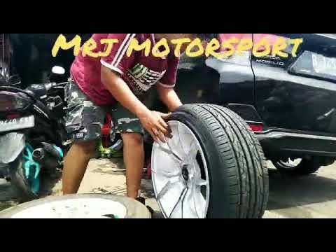 "Modifikasi Velg Mobil Honda Mobilio with Vorsteiner R17x7.5-9"" 4x100-114 by MRJ Motorsport"