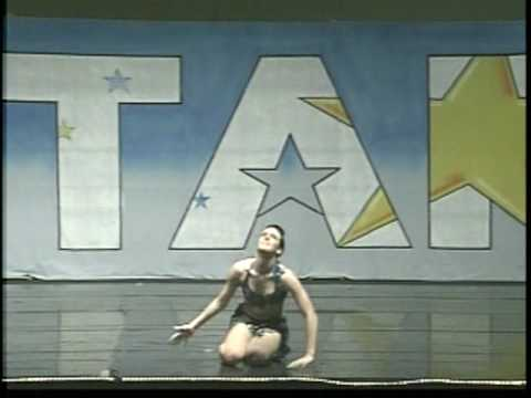 """Victoria Keeton performing """"Two Steps Away"""""""