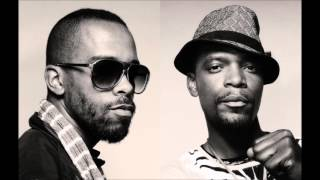 M-1 feat. Q-tip & Cassandra Wilson - Love You Can't Borrow