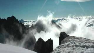 Strahlen und Kristalle suchen in den Walliser Alpen