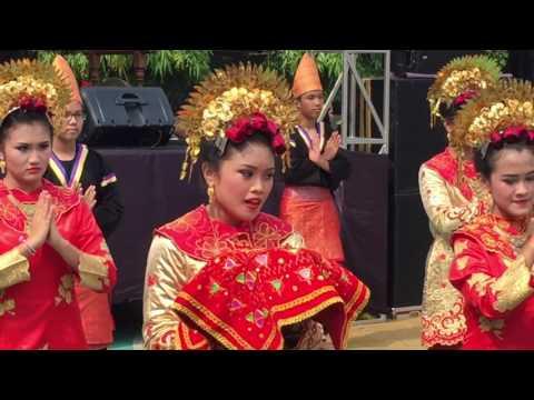 Festival Budaya 8 2017 - Sumatera Barat - SMAN 8 JAKARTA -