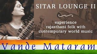 Vande Mataram | Sitar Instrumental | Fusion Music
