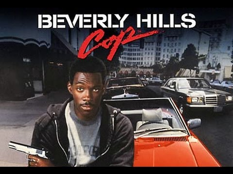 Beverly Hills Cop (1984) Movie Review