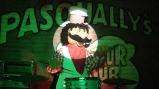My Pasqually - Twist And Shout Live(HD)