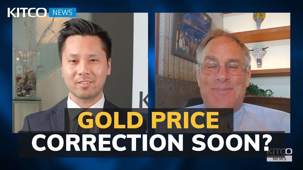 Rick Rule says gold 'overpriced' near-term; still 'wildly bullish' long-term (Pa