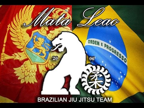 Mata Leao BJJ Lifestyle- Podgorica, Zadar, Split, Belgrade-Summer 2015