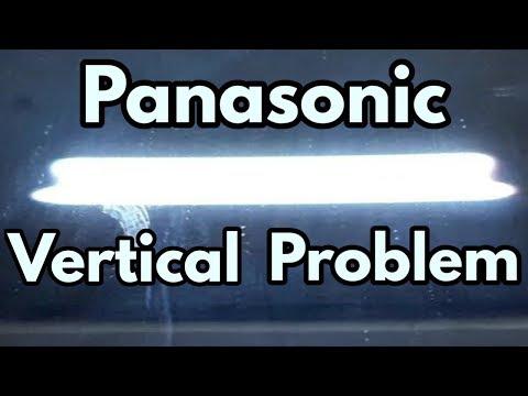 Panasonic TV Vertical Problem || Panasonic TV Horizontal Line || Led TV Repair
