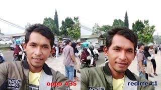 Oppo A3S vs Realme C1 Cameratest