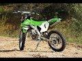 Kawasaki KLX 450 exhaust sound and acceleration compilation