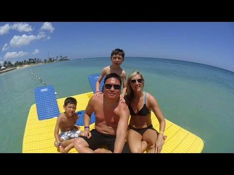 Allure Of the Seas Family Vacation 2016 - Sony Action Cam