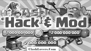 Clash of clans hack town hall 12 update no hard work it's easy