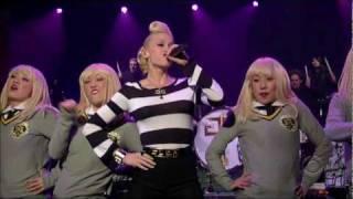 Gwen Stefani - Wind It Up (Letterman, 2006)