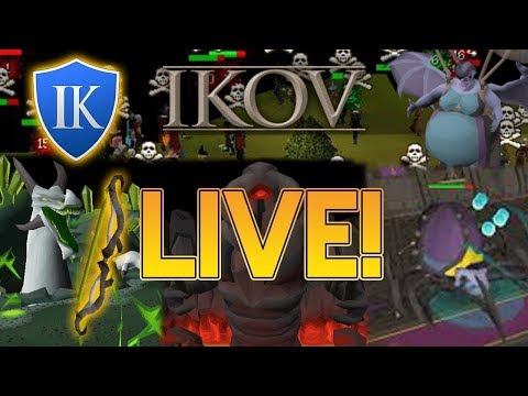 🔴Ikov RSPS | 24 Hour Stream - STREAMING UNTIL I MAX THE ELITE IRONMAN!!! 🔴