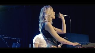 "NINA (live) ""My Mistake"" @Potsdam Oct 18, 2015"