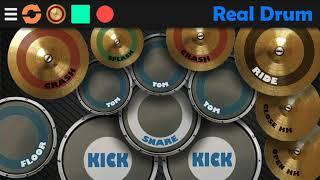 Download Lagu Real Drum - harusnya aku yang disana dampingimu dan bukan dia mp3