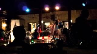 Вечер в Иорданском кафе с живой музыкой 2