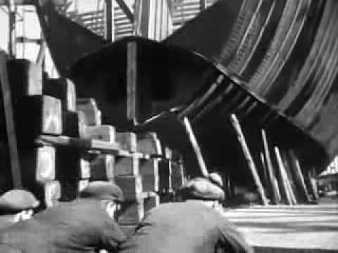Steel Goes To Sea (1941)