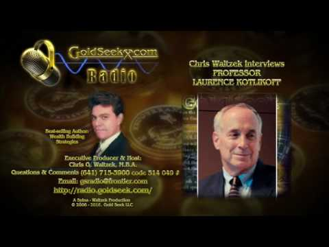 GSR interviews Prof LAURENCE KOTLIKOFF - Jan 10, 2017 Nugget