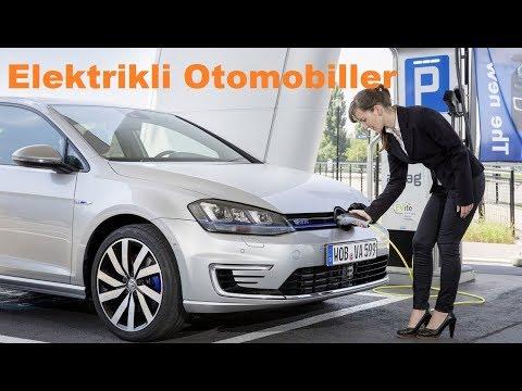 Elektrikli Otomobiller Hakkında Her Şey