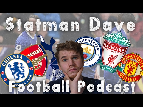 WHO WILL MAKE THE TOP 4 IN THE PREMIER LEAGUE? | FOOTBALL PODCAST