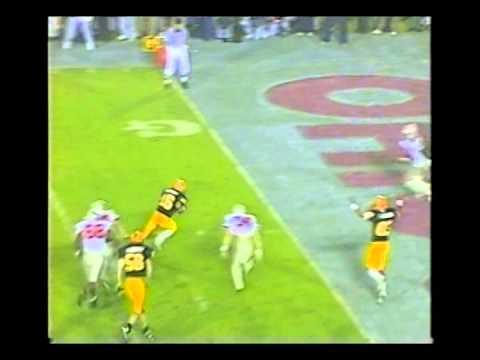 1997 Rose Bowl - Jake Plummer He Scores! He Scores! He Scores!
