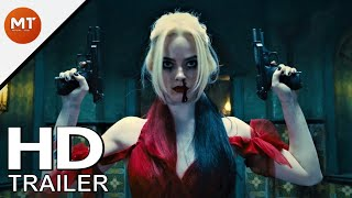 Suicide Squad Trailer Teaser 2018 HD Jared Leto, Margot Robbie DC Superhero Movie [fan-made]