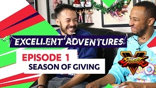 SEASON OF GIVING! The Holiday Adventures of Gootecks & Mike Ross 2016! Ep. 1