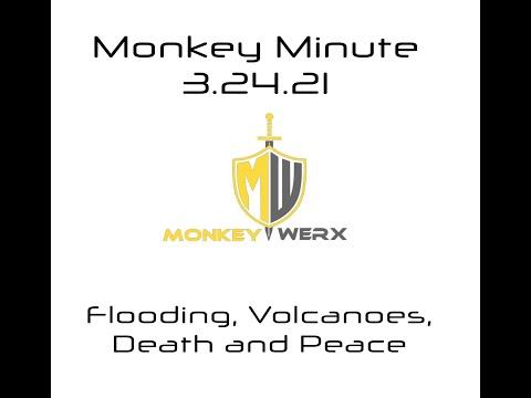 Monkey Minute 3 24 21