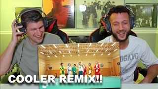 Reaction To Bts 방탄소년단 Butter Cooler Remix Mv