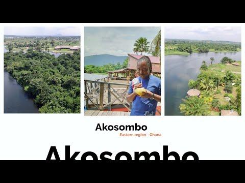 Royal Senchi - Akosombo & Volta Lake (Drone shots) ~Ghana Vlog - Part 5