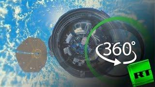 جولة مصورة بتقنية بانوراما 360° في محطة الفضاء الدولية