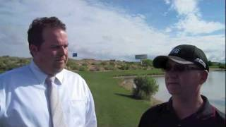 Mesquite Amateur Golf Tournament Interview