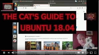 The cat's guide to installing and running Ubuntu 18.04 : Cooking With Linux