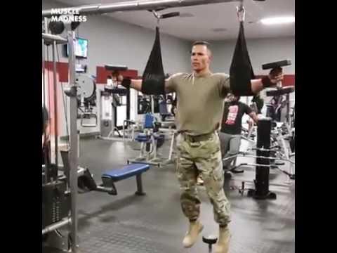 Worlds strongest soldier