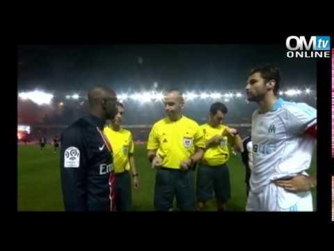 Saison 2008-2009 28ème journée Paris-Saint-Germain-Olympique de Marseille 1-3