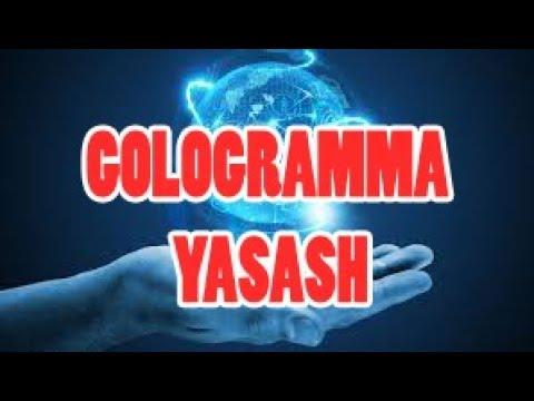 Gologramma yasash