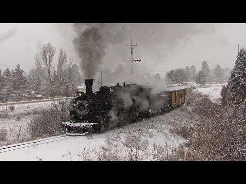 Christmas In Colorado - Durango & Silverton Part 1