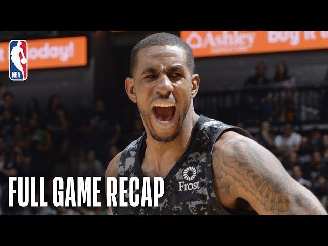BUCKS vs SPURS | LaMarcus Aldridge & DeMar DeRozan Lead SAS In 2nd Half | March 10, 2019