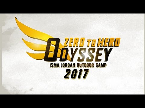 VIDEO PROMO | Odyssey 2017 (ISMA Jordan Outdoor Camp)