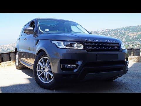 Review: 2017 Range Rover Sport | Interior & Exterior, Engine