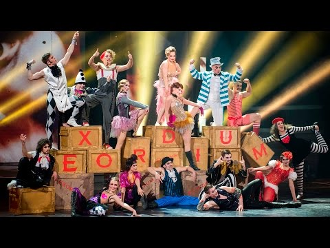 Танцуют все. Театр танца Exordium