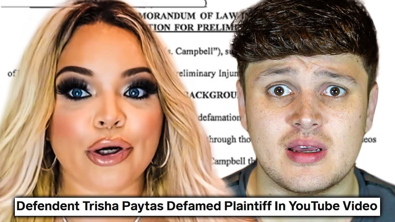 Download Trisha Paytas Is Getting SUED In A MAJOR Lawsuit