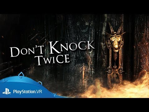 Don't Knock Twice | Launch Trailer | PlayStation VR