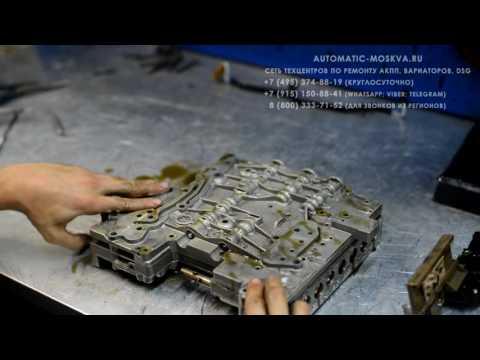 Видео Ремонт гидротрансформатора