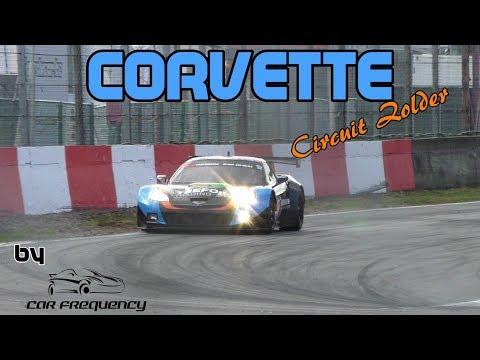 Corvette C2/C3/C5R/C6R + C6R On Track