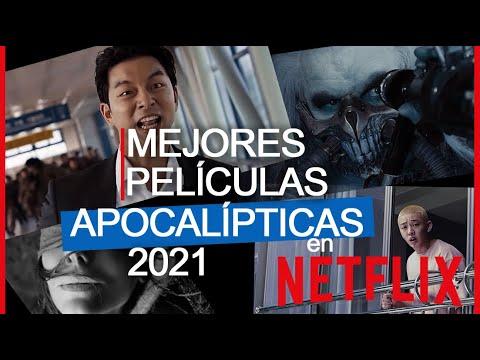 MEJORES PELICULAS APOCALIPTICAS en NETFLIX 2021
