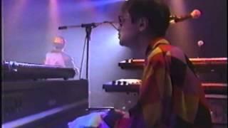 LÄ-PPISCH(レピッシュ) LIVE 1991 TVKテレビ Live TOMATO ② CDでは自...