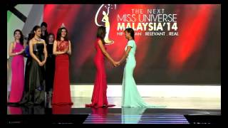 The Next Miss Universe Malaysia 2014 Gala Night 6/6