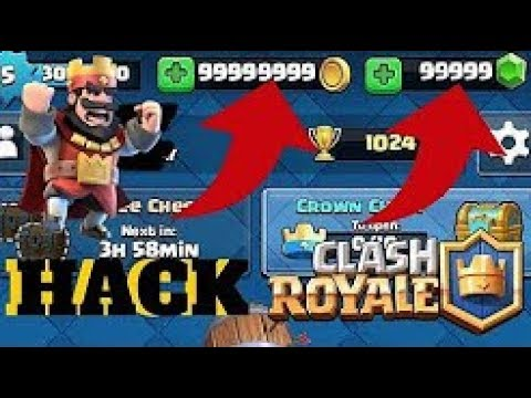 New Clash Royale Hack 2018 Download Apk( Clash Of Clans Hack)__By Nayem